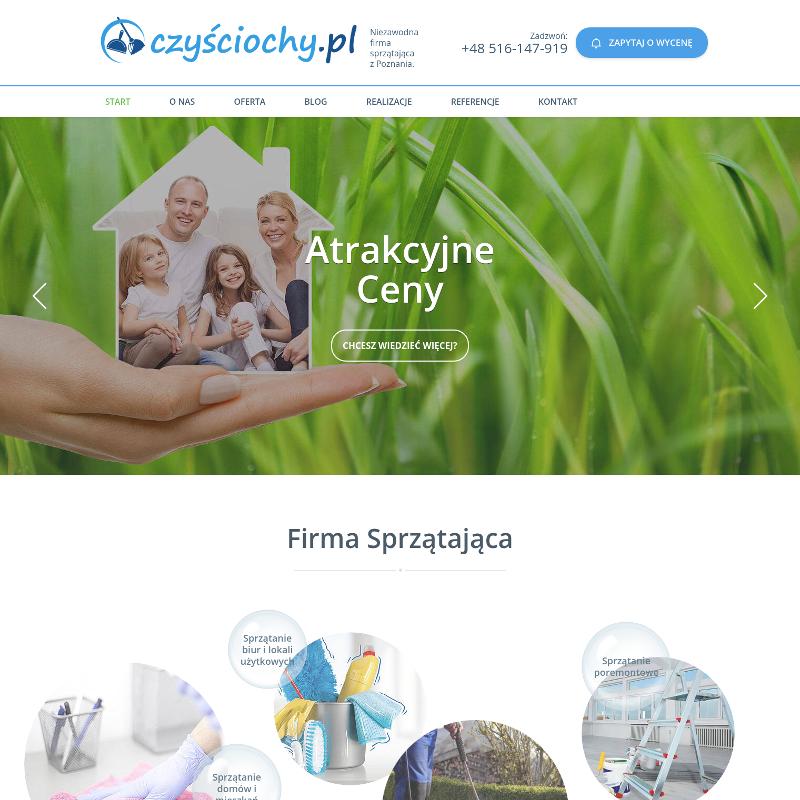 czyściochy.pl